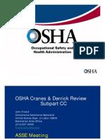 OSHA - Cranes and Derricks.pdf