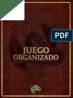 Juego Organizado 2015