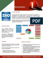 ISO-39001 Plan de Implementación