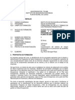 09-Diseno y Estructuracion Del Programa de Salud Ocupacional y Planes de Emergencia