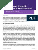LEADING ARTICLE Enselofati Hepatik APa Mengapa Dan Bagaimana