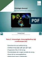 Tema 2-Bloque III-Inmunoglobulinas o Anticuerpos