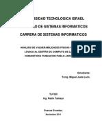 Analisis de Vulnerabilidades Fisicas y de Acceso Logico Al Centro de Computo de La Clinica Human_0