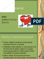 kviz-ZDRAVI STILOVI ŽIVOTA.ppt