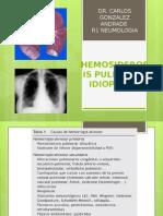 HEMOSIDEROSIS PULMONAR IDIOPATICA.pptx