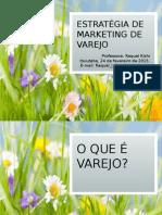 Estratégias de Marketing de Varejo