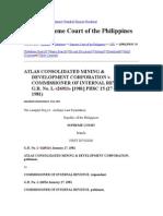 Atlas Consolidated Mining vs CIR