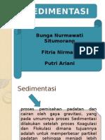 Presentasi Sedimentasi (PIP)