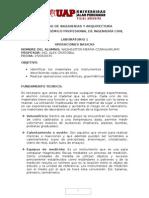 Informe de Quimica 1 - Operaciones Basicas