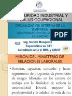 Organización Interna de La Empresa