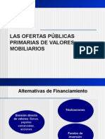 2 - Ofertas Públicas de Valores Mobiliarios - Reg i