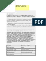 Preparación de Acetato de Etilo y Purificacion