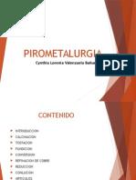 Pirometalurgia.CLVB