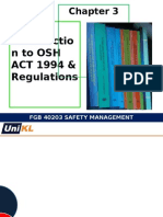 FGB 40203_Chapter 3_OSH Act 1994