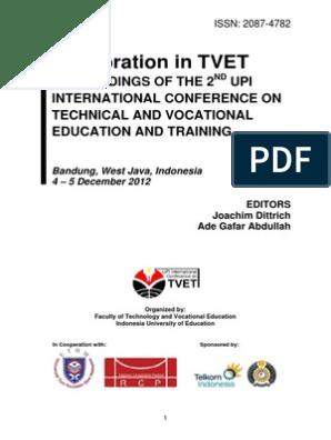 000_proceedings_2nd_UPI_Int_Conf pdf   Vocational Education