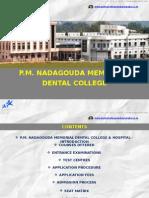 P.M.N.M.dental College