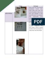 Data Pengamatan Elektroplating Cu