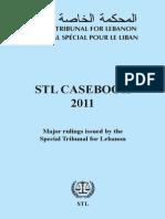 2011 - Casebook