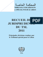 2011 - Recueil de jurisprudence