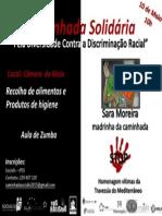Cartaz_caminhada Socialis 2015