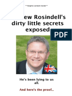 Andrew Rosindell is a crook –here's the proof