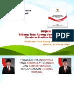 150312 RPJMN 2015 - 2019 Bidang Tata Ruang dan Pertanahan DRAFT FINAL.pptx