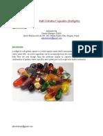 Soft Gelatin Capsules (Softgels)