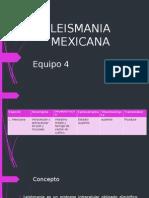Leismania Mexicana