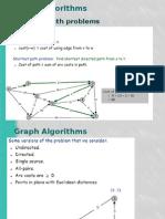 Shortest Path Graphalgorithms