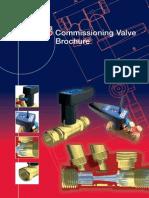 BOSS Commissioning Valve Brochure