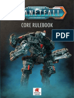 Planet Fall Rulebook