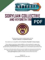 Planetfall Sorylian Collective