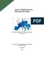 Cours Sur Le Transport Et La Distribution de l'Electricite J.L. LILIEN