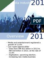 Indian Media Industry