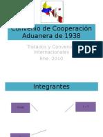 Convenio de Cooperación Aduanera de 1938