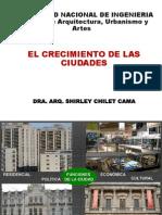 2_ Clase-El Crecimiento de Las Ciudades