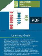 Chap 003 Organizational Commitment