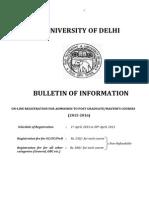 Bulletin DU