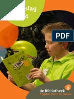 Jaarverslag Bibliotheek AVV 2014