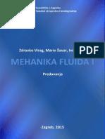Mehanika fluida I