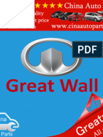 great wall parts Catalogue