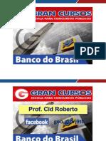 Gran CONCURSO Banco do brasil
