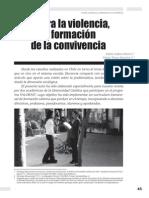 13 Mena, M.I., Ramirez, M.T.(2003).Contra la violencia, la formación de la convivencia. Reflexiones pedagógicas, N°19..pdf