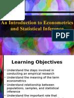 Lesson 1 Econometrics Hilmer
