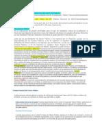 Los Sistemas Administrativos Del Sector Público