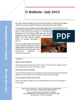 STL Bulletin - July 2012