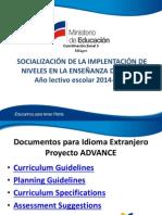 Presentación Planificaciones