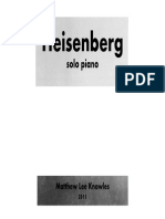 Heisenberg [solo piano]