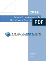 Manual Plataforma Position Logic 2014
