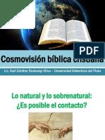 Cosmovision biblica cristiana 2